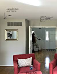 Best Gray Paint For Low Light Can I Paint My North Facing Room Gray