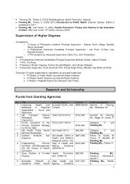 Resume Format For Phd Application Resume Template Easy Http