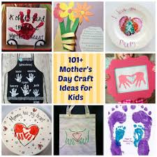 Diy Mothers Day Crafts For Toddlers