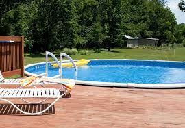 above ground pool covers. Round Cali Blue Above Ground Solar Pool Cover | Cutting Edge Covers
