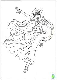 Small Picture Mermaid Melody coloring page DinoKidsorg