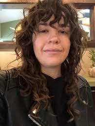 I Love The Shag Curlyhair