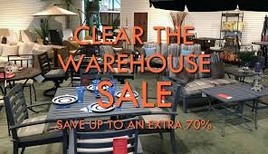outside furniture clear the warehouse save up to on all outdoor furniture in star furniture s commission
