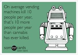 Vending Machine Kills Per Year Inspiration On Average Vending Machines Kill 48 People Per Year That's 48 More