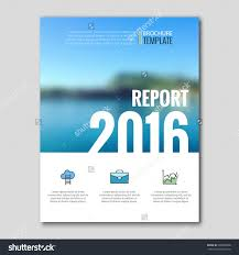 business templates brochure flyer report booklet stock vector business templates for brochure flyer report or booklet abstract background of nature landscape