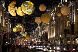 timeless lighting. Timeless Elegance, The Christmas Lighting Of Regent Street In London - ACTLD