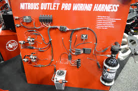 pri 2015 nitrous outlet simplifies install with new wiring harness New Wiring Harness in regards to barrier to entry, nitrous oxide presents the most affordable and arguably convenient form of power adding, but many enthusiasts are chased new wiring harness for 1970 camaro