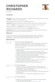 Modern Resume Template Cnet Product Manager Resume Samples Foodcity Me