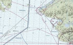 Alaska Sectional Chart A Convoy Of Private Planes Is Making A Friendship Flight To