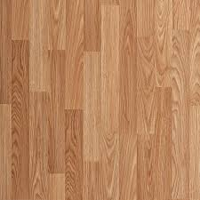 project source natural oak 8 05 in w x 3 96 ft l smooth wood plank laminate flooring