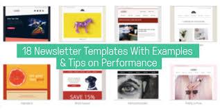 Newsletter Design Templates Creative Free Download Publisher