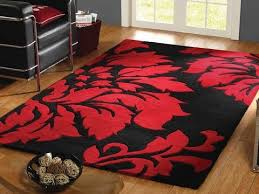 red rugs red rug decorating ideas