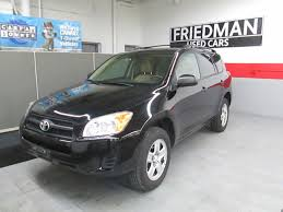 2009 TOYOTA RAV4 for sale at Friedman Used Cars | Bedford Heights ...