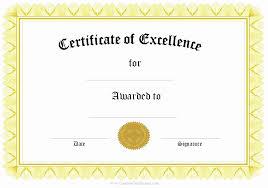Fresh Blank Certificate Templates Weighoflife Org