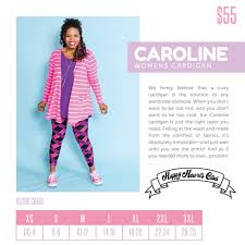 Llr Caroline Size Chart Lularoe Happy Hearts Club Size Chart Join Lularoes British