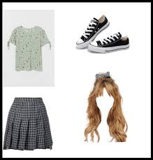 Ivy Potter 1st day (for my fanfic) Outfit | ShopLook