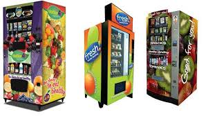Who Owns Vending Machines Simple Fresh Healthy Vending Machines Dirty Past Future Profits