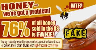 Image result for fake honey
