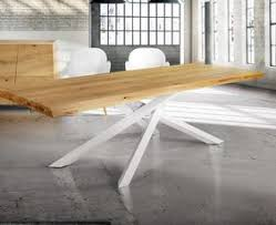 Tavolo Anthony larice bianco | Arredamentomd.it
