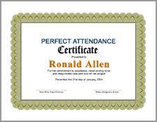 Sample Awards Certificate Sample Award Certificate Samples