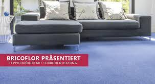 Die fußbodenheizung ist keine neue erfindung: Teppichboden Fussbodenheizung So Bleiben Ihre Fusse Warm Bricoflor Blog