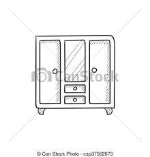 hand mirror sketch.  Mirror Wardrobe With Mirror Sketch Icon  Csp37562673 With Hand Mirror Sketch