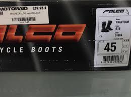 Falco Avantour Boots Adventure Rider