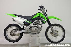 kawasaki klx140 repair manual in production cyclepedia klx140