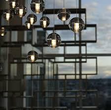 above the bocci 14 series five pendant chandelier is a modern classic 1 750 at lumens the bocci 14 series is available in several configurations