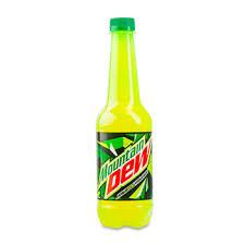 <b>Напиток газированный Mountain</b> Dew 0.5л пластиковая бутылка ...