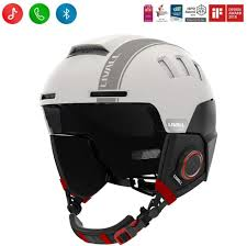 Design Ski Helmet Livall Bluetooth Smart Ski Helmet Rs1 Audio Sos Alert Walkie Talkie Push To Talk For Men Women Youth