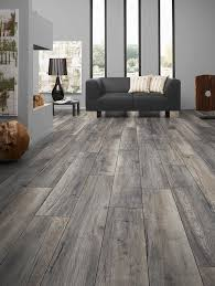 BuildDirect  Laminate - My Floor 12mm Villa Collection  Harbour Oak Grey  - Living Room