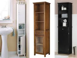 Bathroom Storage Cabinets Floor The 25 Best Ideas About Narrow Bathroom Cabinet On Pinterest