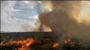 Wildfires In Idaho More Road Closures Set In Blaine County As The