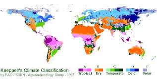 Climates World Climates