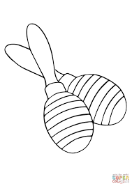 Small Picture Mexican Maracas coloring page Free Printable Coloring Pages