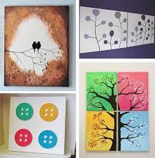 painting canvas ideasCanvas Wall Art Ideas 30 canvas tutorials