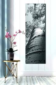 interior tall wall art narrow like this item decent staggering 4 tall narrow wall