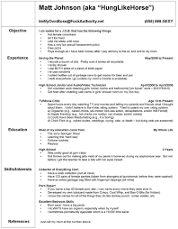 91 Volunteer Work Resume Samples 100 Sample Resume With