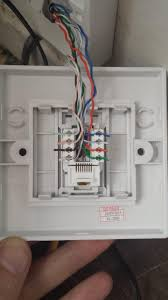 ethernet wall socket wiring diagram inspirational within ce tech rh releaseganji net ethernet wall socket wiring