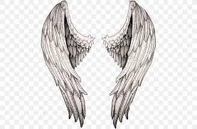 Angel Sketch Drawing Art Angel Sketch Png 500x538px Drawing Angel