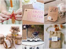 20 Unique Ideas For Your Wedding Favours