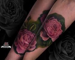 тату алексей сильченко фото татуировки в стиле реализм женские