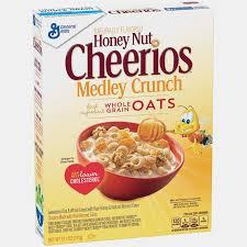 amazon honey nut cheerios medley crunch cereal 155