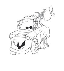 new coloring pages disney mater gallery 18 f mater and lightning mcqueen coloring pages