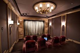 home theater traditional home theater los angeles by