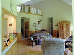 Interesting Simple Country Style Open Kitchen Living Room Open Country Style Open Floor Plans