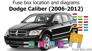 Dodge Caliber Side Light Bulb Replacement Dodge Caliber 2010 Fuse Box Daily Update Wiring Diagram