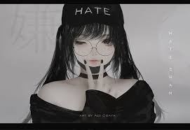 More like this | discord cute anime pfp black. Anime Girl Long Black Hair Posted By Sarah Walker