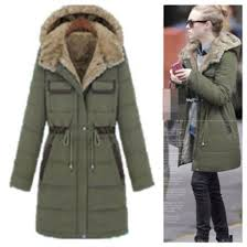jacket celebrity style steal celebrity style winter jacket quilted army green jacket wheretoget